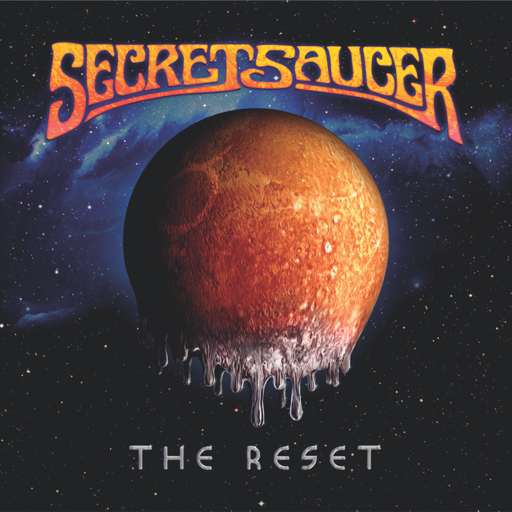 [PSYKA-005] SECRET SAUCER - The Reset